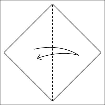 簡単 折り紙 : 折り紙 かざぐるま : hunhun.jp